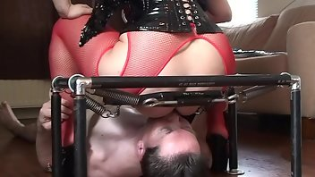 Muscular Women Ass Licking Domination BDSM