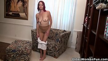 Bolivian MILF Mature Mom