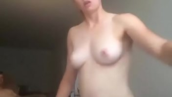 Lactating Hardcore Interracial MILF