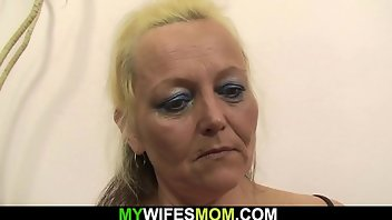 Downblouse Mature Mom Cheating