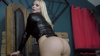 CBT Ass Licking Face Sitting Mistress
