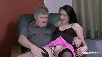 Uncle Creampie Doggystyle POV