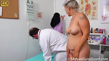 Gyno Pussy Mature Wet