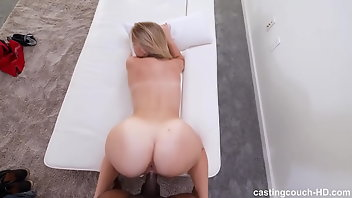 Backroom Blonde Doggystyle Thong