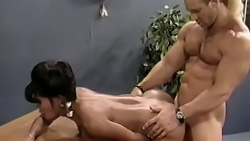 Military Latina Interracial MILF
