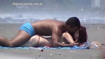 Beach Ass Amateur Public Girlfriend