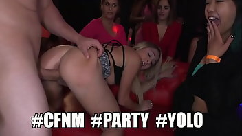 CFNM Interracial Party Big Ass