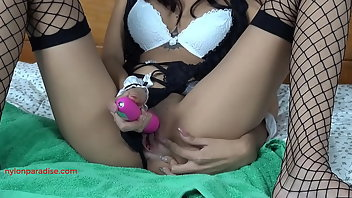 Peruvian Stockings Teen Latina
