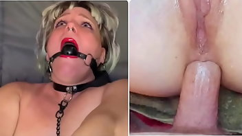 Bondage Anal Ass To Mouth Cum In Mouth