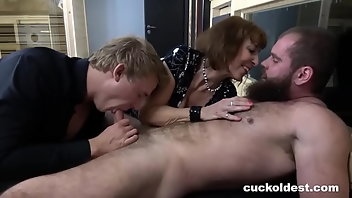 Granny Anal Blowjob Doggystyle